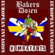 "Bakers Dozen / Kombatants ""European Invasion""- Digi Pack CD"
